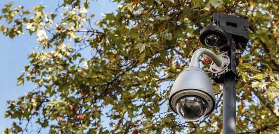 بهترین دوربین برای باغ و ویلا